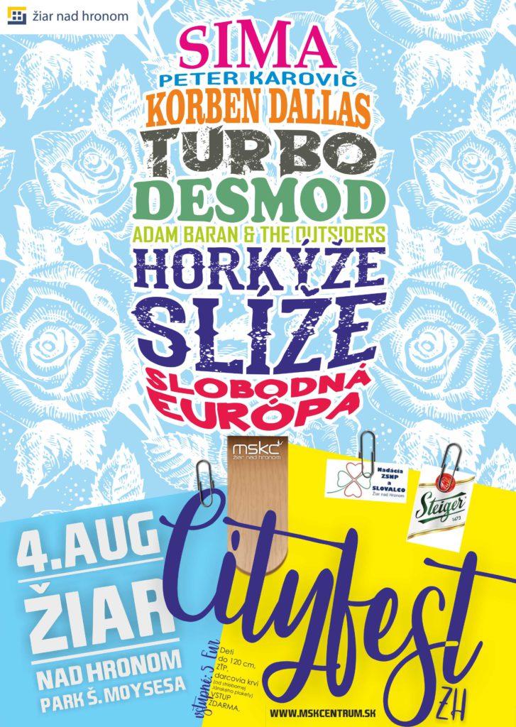 TURBO na Slovensku 4.8.2018