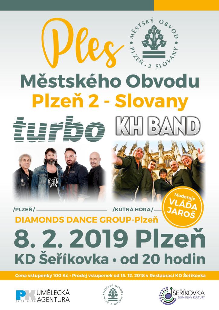 Ples Plzeň 2-Slovany 8.2.2019